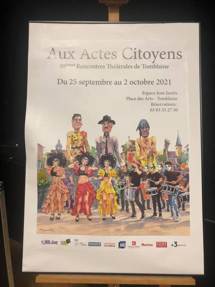 Festival Aux Actes Citoyens